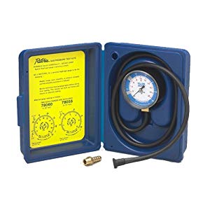 "Yellow Jacket 78060 Complete Test Kit, 0-35"" W.C from Fotronic Corporation"