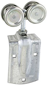 NATIONAL MFG/SPECTRUM BRANDS HHI N112-102 Trolley Hanger, 2-Pack from NATIONAL MFG/SPECTRUM BRANDS HHI